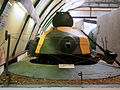 Fort de Fermont and its museum - Demontable Mle35 turret for Hotchkiss machine gun pic1.JPG
