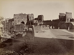 Fort of Beder 1889 - Lala Deen Dayal - JPaulGettyOACollection.jpg