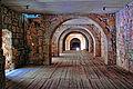 Forte de S. João da Foz - corredor interior.jpg