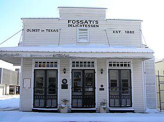 Fossati's Delicatessen - Fossati's in Victoria, Texas