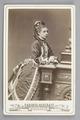 Fotografi. Porträtt. Wilhelmina von hallwyl - Hallwylska museet - 87188.tif