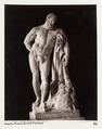 Fotografi av Museo, Ercole Farnese. Neapel, Italien - Hallwylska museet - 106847.tif