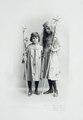 Fotografi från julafton firade med familjen von Geijer - Hallwylska museet - 105370.tif