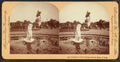 Fountain, Public Garden, Boston, Mass., U.S.A, by Keystone View Company.png