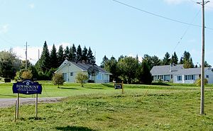 Foymount, Ontario - Foymount welcome sign