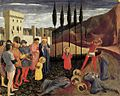 Fra Angelico - Beheading of Saint Cosmas and Saint Damian - WGA0517.jpg