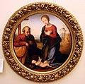 Fra bartolomeo, adorazione del bambino, 1502-07, 01.JPG