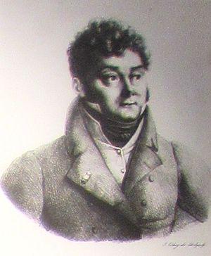 De Wendel family - François de Wendel (1778-1825)