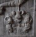 Frankfurt Liebfrauenkirche Epitaph Friesenhausen-Esch Wappen 4 Durmstein.jpg