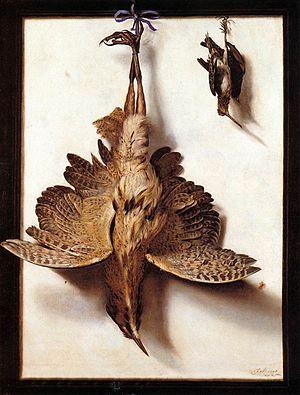 Frans Cuyck van Myerop - Still-Life with Fowl