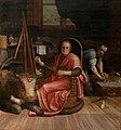Frans Floris - Rijckart Aertsz als St. Lucas c1560.jpg