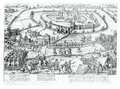 Franz Hogenberg, Belagerung von Hülchrath 1583 (Stich).png