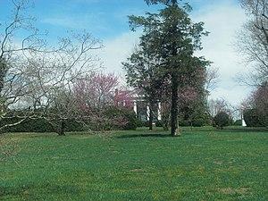 Frascati (Somerset, Virginia) - Frascati, April 2017