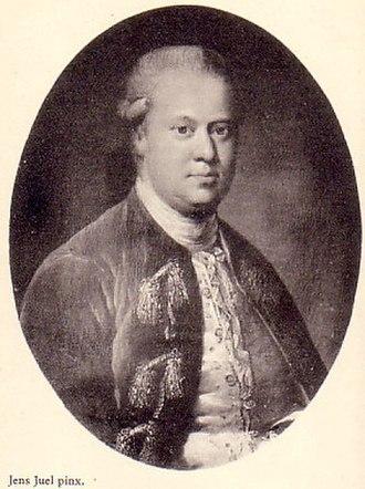 Frederiksdal House - Frederik Ludvig Schulin