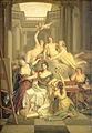 Frederika Sophia Wilhelmina van Pruisen (1751-1820). Echtgenote van Prins Willem V, in de tempel der kunsten. Rijksmuseum SK-A-965.jpeg