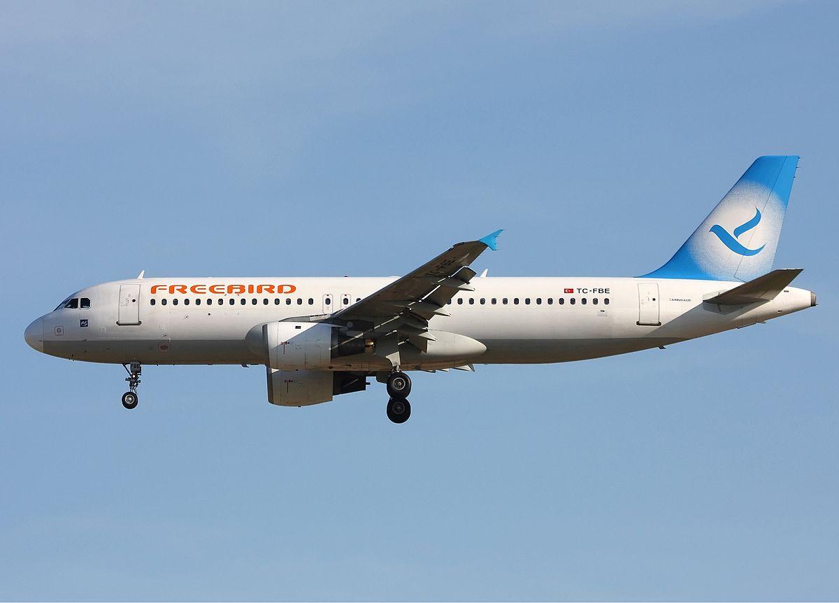 Freebird Airlines Wikipedia