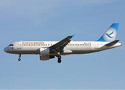 Airbus A320-200 der Freebird Airlines