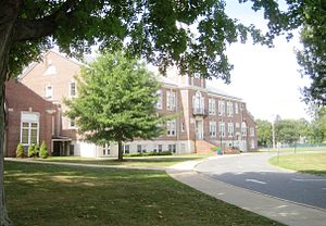Freehold High School - Image: Freehold High School