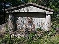 Friedhof, Familiengrab Sarvadi von Botházi, 2021 Kápolnásnyék.jpg