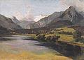 Friedrich Gauermann - Der Altauseer See mit dem Dachstein.jpeg