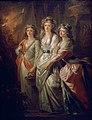 Friedrich Heinrich Füger - Die Gräfinnen Elisabeth, Christiane und Marie Karoline von Thun - 2144 - Österreichische Galerie Belvedere.jpg