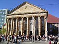 Front of Stadthalle Kassel during Connichi 20050918.jpg