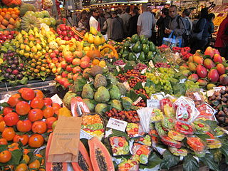 Sharjah Fruit And Vegetable Market