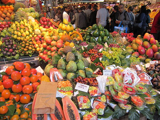 512px Fruit and Vegetable Market - MOET IK VITAMINE- EN MINERAALSUPPLEMENTEN INNEMEN?