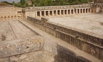 Mesa de Ocaña - The great fountain in Ocaña.