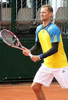 Mariusz Fyrstenberg Polish tennis player