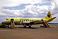 G-APEY V.806 Viscount Northeast Al-BAS MAN 04JUN72 (5647460300).jpg