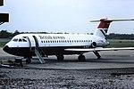 G-AVGP 1-11 British Airways Birmingham 16-05-76 (36445058461).jpg