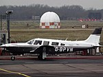 G-BPVN Piper Saratoga 32R (32997064705).jpg