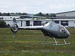 G-CHWJ Guimbal G2 Helicopter (26616709414).jpg