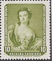 GDR-stamp Barberina Carriera 1957 Mi. 587.JPG