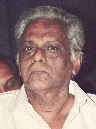 G. Devarajan - Image: G Devarajan