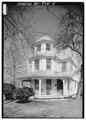 GENERAL VIEW, FROM SOUTHEAST - O'Dea House, 5804 Ruatan Street, Berwyn Heights, Prince George's County, MD HABS MD,17-BERHTS,1-5.tif