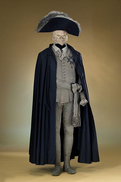 Gustav III maskeradkostym