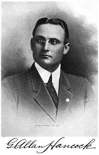 George Allan Hancock - Image: G Allan Hancock