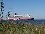 Gabriella departing Tallinn 9 August 2015.JPG