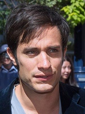Schauspieler Gael García Bernal