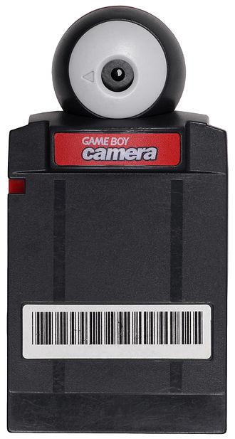 Hirokazu Tanaka - Image: Game Boy Camera