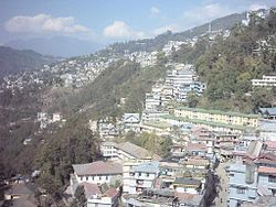 Gangtok from cable car.jpg