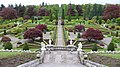 Gardens at Drummond Castle from the terrace - geograph.org.uk - 1585172.jpg