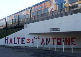 Image illustrative de l'article Gare de Saint-Antoine