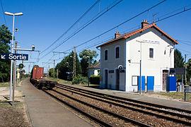 soldes images détaillées Beau design Gare de Vulaines-sur-Seine - Samoreau — Wikipédia