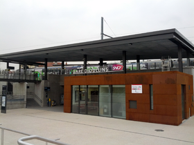 Image illustrative de l'article Gare d'Oullins