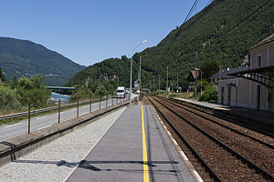 Épierre - Épierre-Saint-Léger railway station