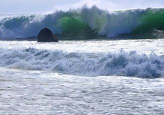 Garrapata State Park - Image: Garrapata Waves by Gustavo Gerdel