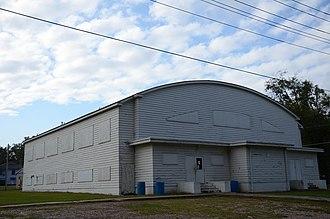 National Register of Historic Places listings in Howard County, Arkansas - Image: Garrett Whiteside Hall